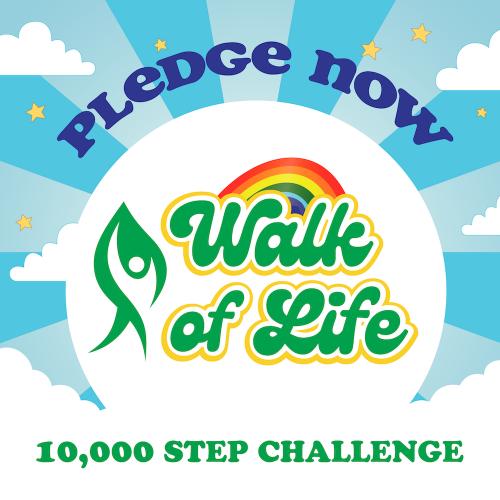 Walk of Life Pledge